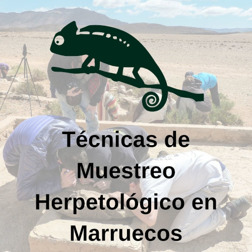Postgrado en Técnicas de Muestreo en Herpetología