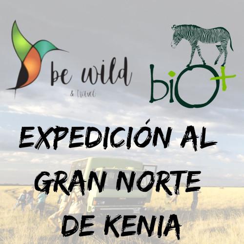 Imagen/cartel Expedición al gran Kenia