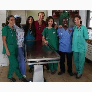 Zoo Entebbe veterinario Uganda